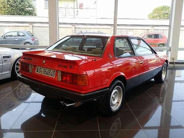 Maserati Biturbo 2.0 Benzina 223 CV (1988) a Montelupo ...