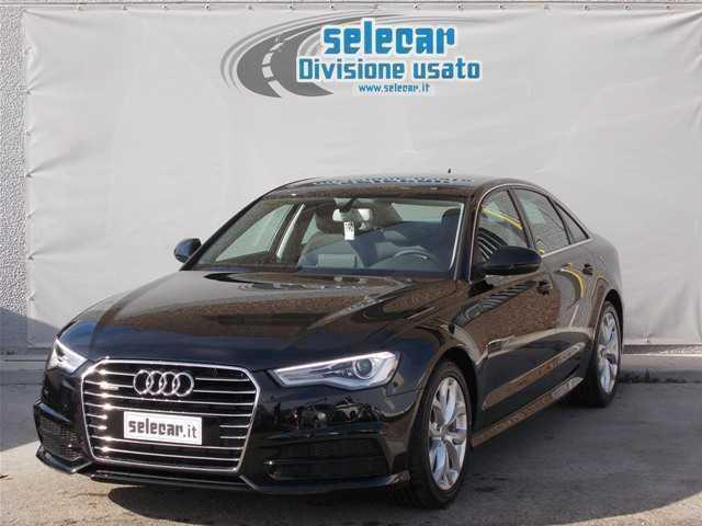 Sold audi a6 berlina 2 0 tdi 190 c used cars for sale for Lunghezza audi a6 berlina