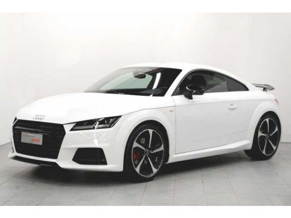 sold audi tt coup 2 0 tfsi s tron used cars for sale autouncle. Black Bedroom Furniture Sets. Home Design Ideas