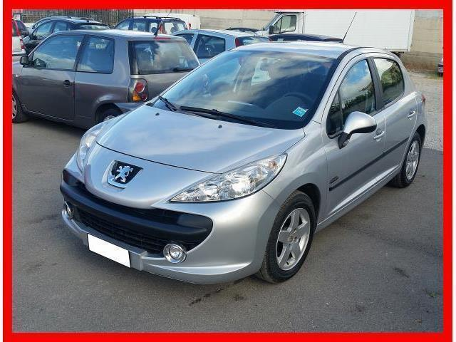 sold peugeot 207 outdoor 1 6 hdi 9 used cars for sale autouncle. Black Bedroom Furniture Sets. Home Design Ideas