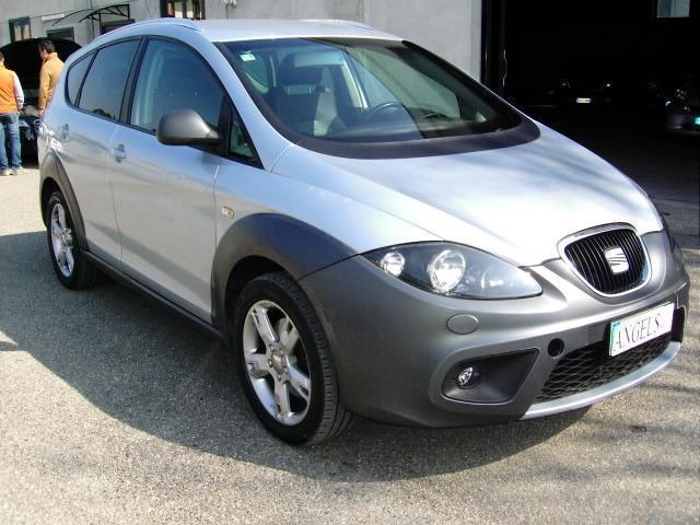 Sold Seat Altea Xl 2 0 Tdi Dpf Sty Used Cars For Sale