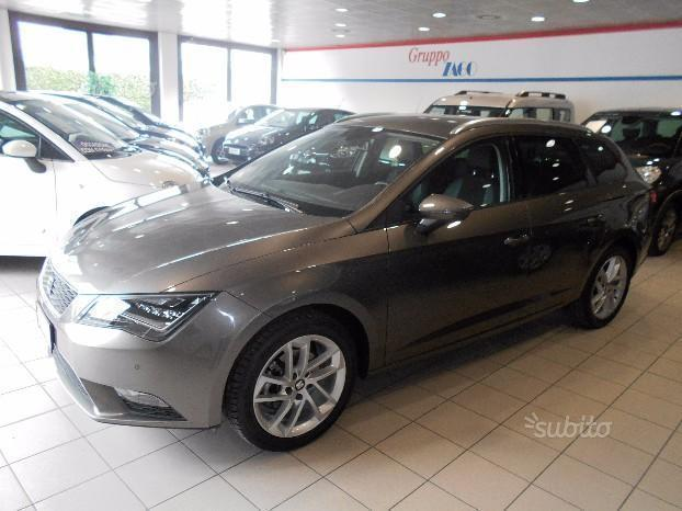 sold seat leon sw 1 6 tdi 110cv pr used cars for sale autouncle. Black Bedroom Furniture Sets. Home Design Ideas