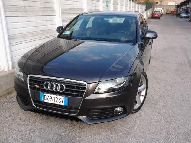 Sold audi a4 tdi berlina used cars for sale for Lunghezza audi a4 berlina
