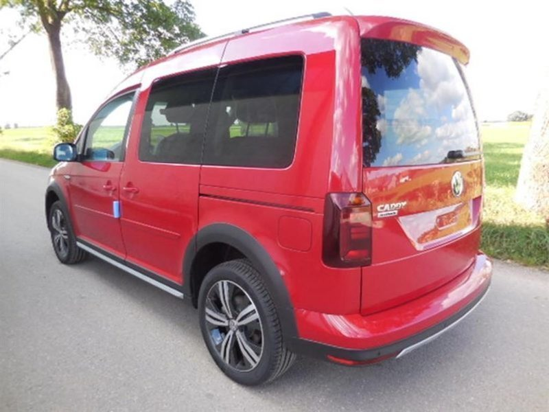 sold vw caddy 2 0tdi alltrack used cars for sale autouncle. Black Bedroom Furniture Sets. Home Design Ideas