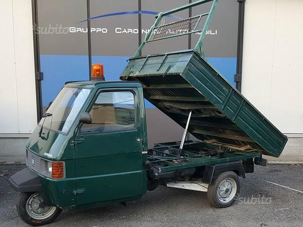 sold piaggio ape tm apediesel 400 used cars for sale. Black Bedroom Furniture Sets. Home Design Ideas