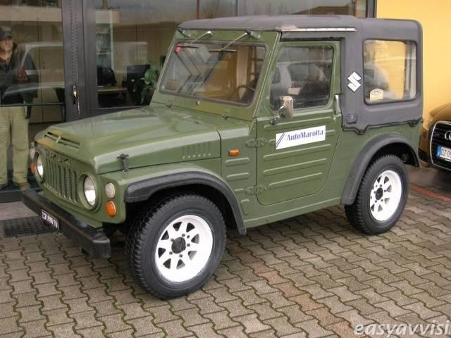 Lj80 For Sale >> Sold Suzuki LJ 80 lj80 in ottimo s. - used cars for sale - AutoUncle