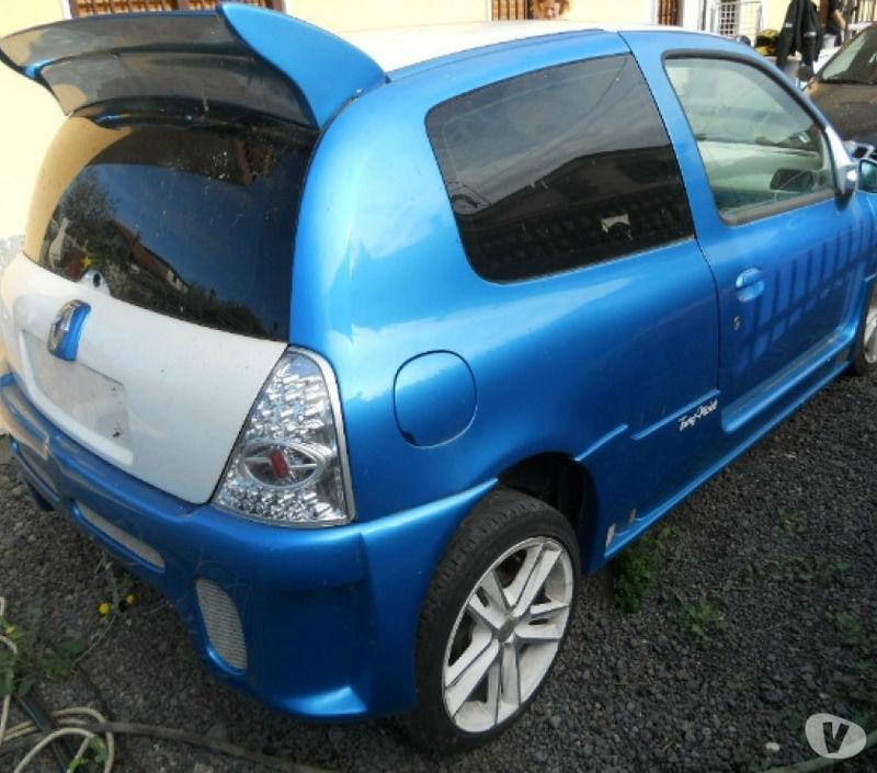 Renault Clio 2: Sold Renault Clio 1.2 16V Storia (.