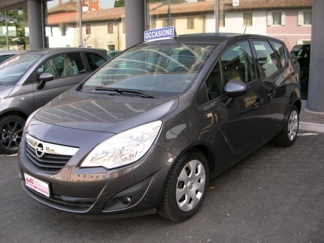 sold opel meriva meriva1 3 cdti 95 used cars for sale autouncle. Black Bedroom Furniture Sets. Home Design Ideas
