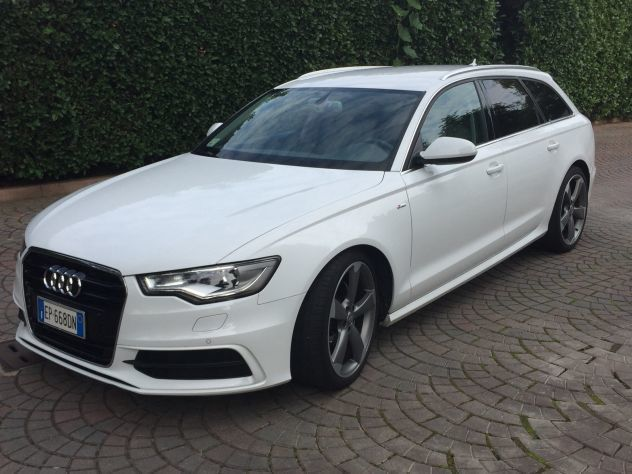 Sold Audi A6 Avant 2 0 Tdi Bianca Used Cars For Sale