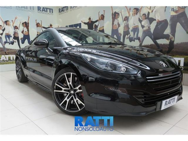 sold peugeot rcz r 1 6 thp 270 cv used cars for sale. Black Bedroom Furniture Sets. Home Design Ideas
