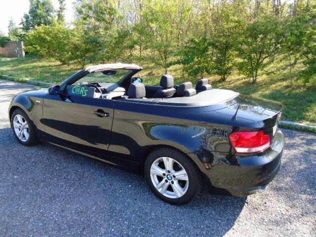 bmw 120 cabriolet usata 127 bmw 120 cabriolet in vendita autouncle. Black Bedroom Furniture Sets. Home Design Ideas