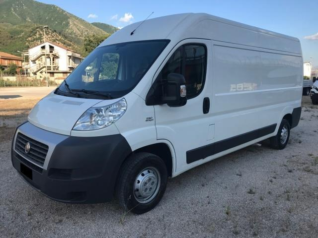 Sold Fiat Ducato Furgone 35 2 3 Mj Used Cars For Sale