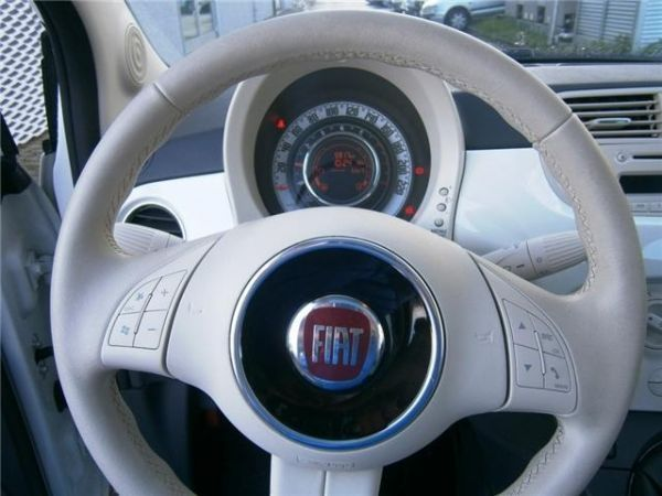sold fiat 500 twinair lounge used cars for sale autouncle. Black Bedroom Furniture Sets. Home Design Ideas