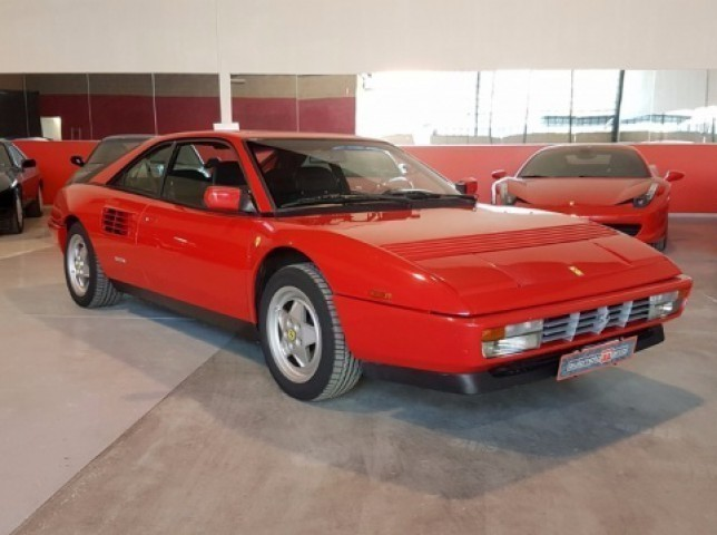 ferrari mondial usata 97 ferrari mondial in vendita. Black Bedroom Furniture Sets. Home Design Ideas