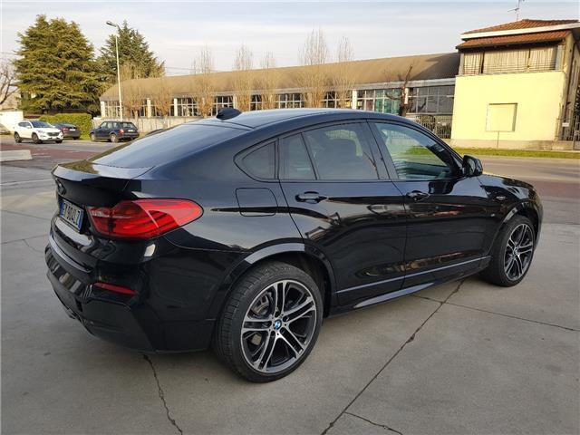 Venduto BMW X4 M xDrive 20d M Sport - auto usate in vendita