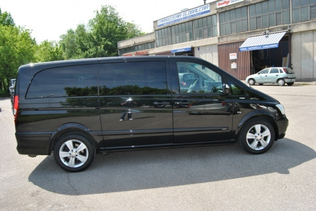 sold mercedes viano 3 0 cdi ambien used cars for sale. Black Bedroom Furniture Sets. Home Design Ideas