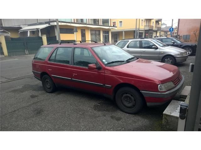 sold peugeot 405 1 9 turbodiesel s used cars for sale autouncle. Black Bedroom Furniture Sets. Home Design Ideas