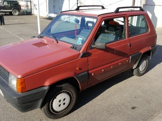 sold fiat panda 900 i e cat hobby used cars for sale autouncle. Black Bedroom Furniture Sets. Home Design Ideas
