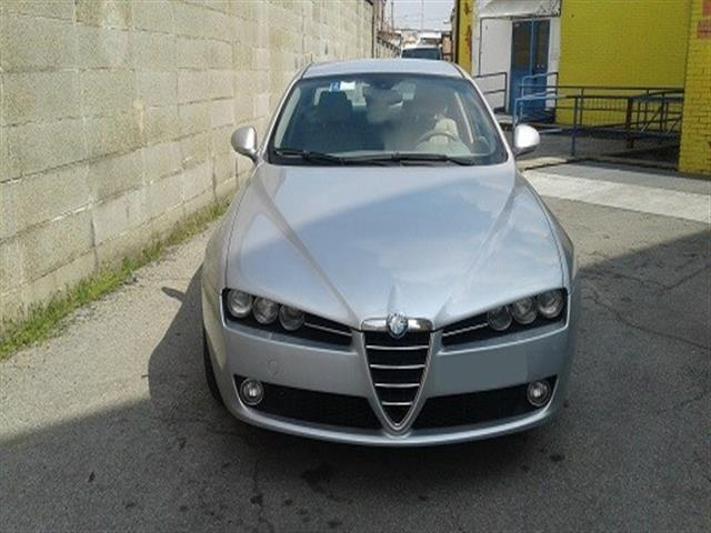 sold alfa romeo 159 berlina 2 2 jt used cars for sale autouncle. Black Bedroom Furniture Sets. Home Design Ideas