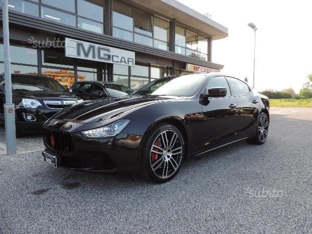 Sold Maserati Ghibli Ghibli 3 0 S used cars for sale