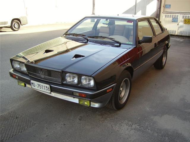 sold maserati biturbo s iniezione . - used cars for sale - autouncle