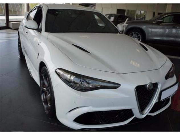 Sold Alfa Romeo Giulia 2 9 T V6 Qu Used Cars For Sale