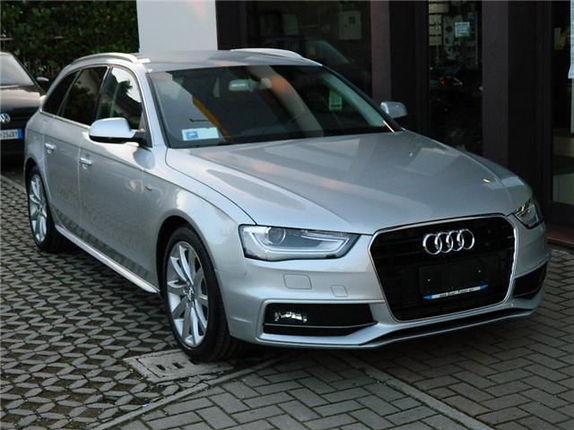 gebraucht Audi A4 A4 4ª serieAvant 2.0 TDI clean diesel multit