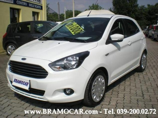 sold ford ka plus 1 2 ti vct 85cv used cars for sale autouncle. Black Bedroom Furniture Sets. Home Design Ideas