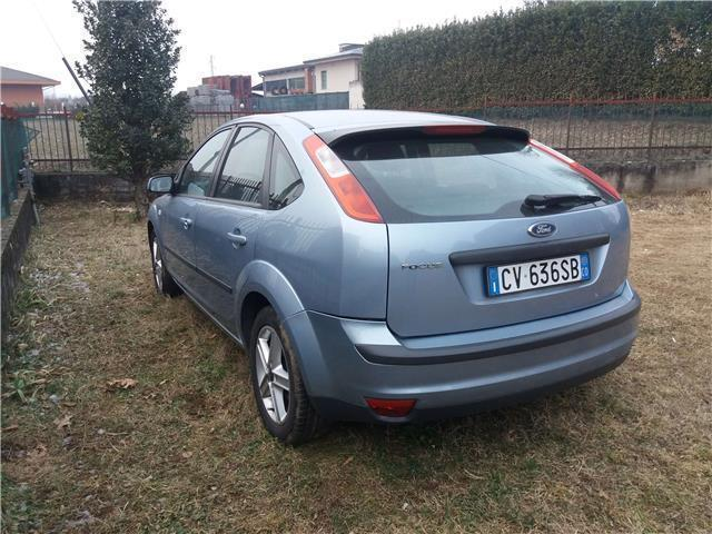 sold ford focus 1 6 ti vct 115cv used cars for sale. Black Bedroom Furniture Sets. Home Design Ideas