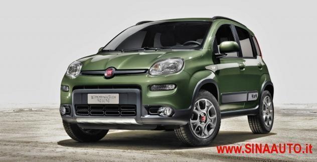 Sold fiat panda 4x4 0 9 twinair tu used cars for sale for Panda 4x4 sisley scheda tecnica