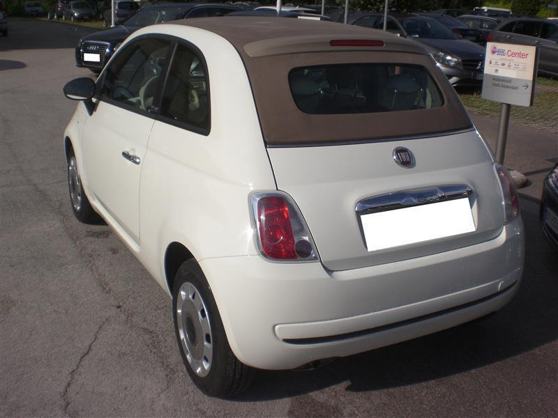 usato 1 2 fiat 500 2008 km in roma rm autouncle. Black Bedroom Furniture Sets. Home Design Ideas