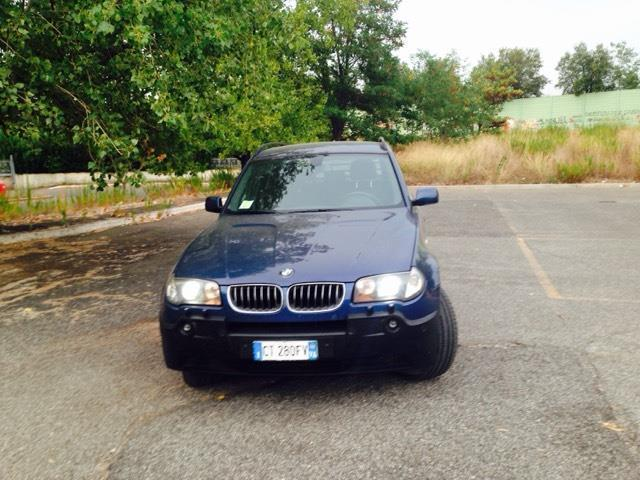 sold bmw x3 3 0 d eletta used cars for sale autouncle. Black Bedroom Furniture Sets. Home Design Ideas