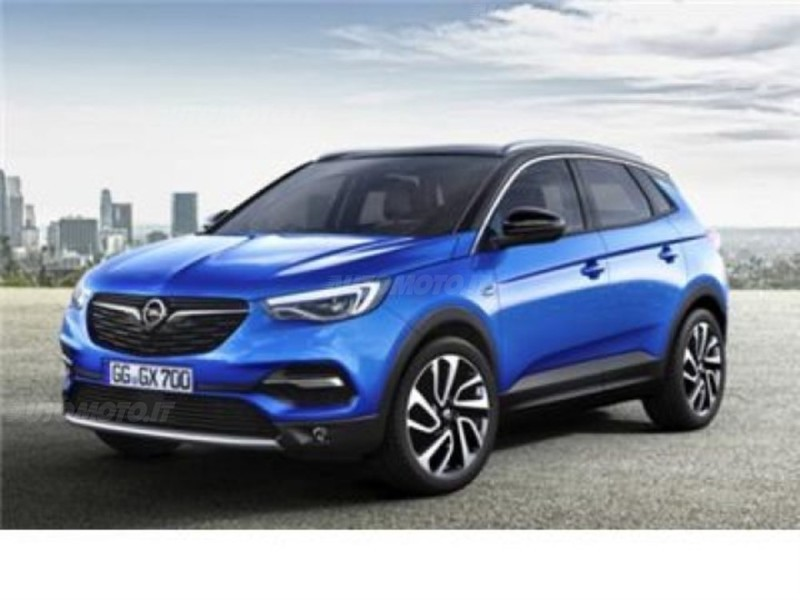 Sold Opel Grandland X 1.6 diesel E. - used cars for sale - AutoUncle 5892d6dd1b20