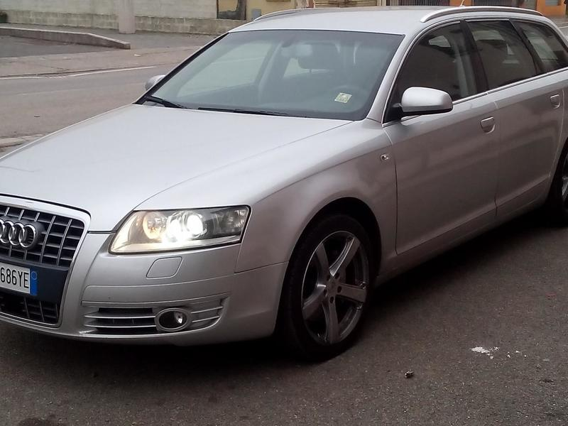 sold audi a6 station wagon statio used cars for sale. Black Bedroom Furniture Sets. Home Design Ideas