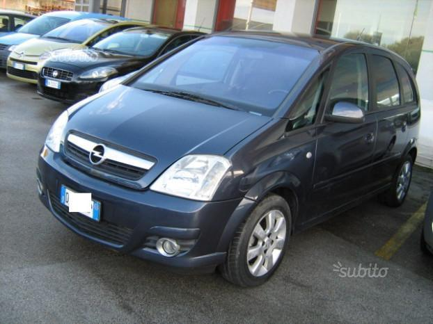 sold opel meriva 1 6 navi cruise a used cars for sale. Black Bedroom Furniture Sets. Home Design Ideas