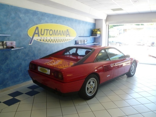 sold ferrari mondial usata benzina used cars for sale. Black Bedroom Furniture Sets. Home Design Ideas