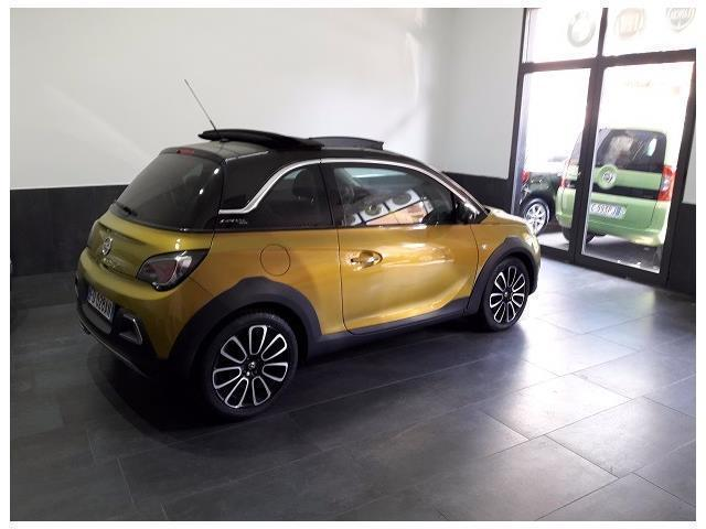 sold opel adam rocks 1 4 87 cv unl used cars for sale. Black Bedroom Furniture Sets. Home Design Ideas