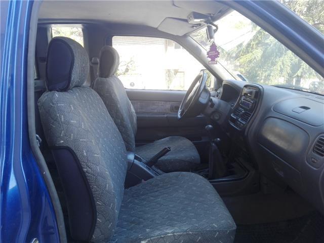 Sold nissan navara usata del 2001 used cars for sale for Marini arredamenti sant angelo in vado