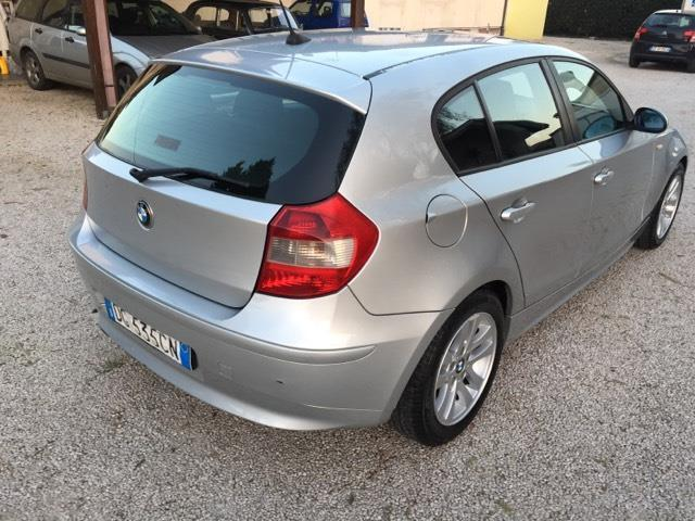 sold bmw 118 serie 1 d 5 porte att used cars for sale autouncle. Black Bedroom Furniture Sets. Home Design Ideas