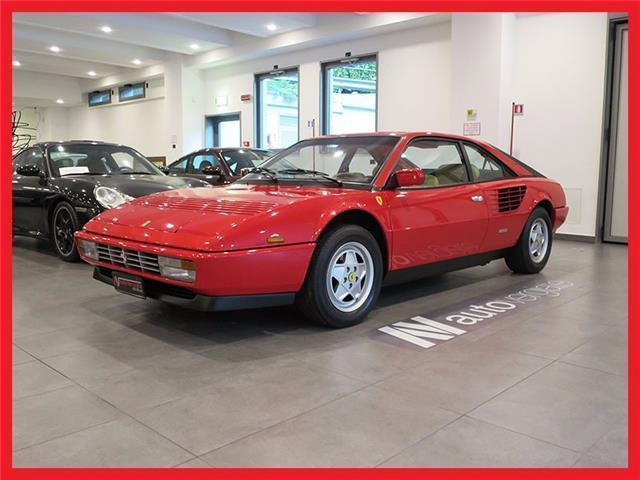 usato quattrovalvole 3 2 ferrari mondial 1986 km. Black Bedroom Furniture Sets. Home Design Ideas