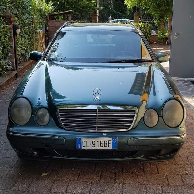 Sold Mercedes 320 SW Diesel