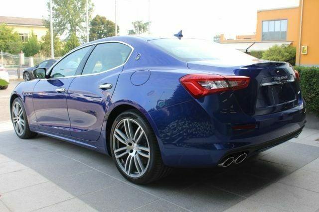 Usato 2019 Maserati Ghibli 3.0 Diesel 250 CV (65.000 €) | Lombardia | AutoUncle