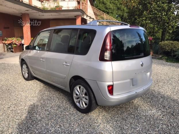 usato 2 0 dci 150cv renault espace 2008 km in verona vr. Black Bedroom Furniture Sets. Home Design Ideas