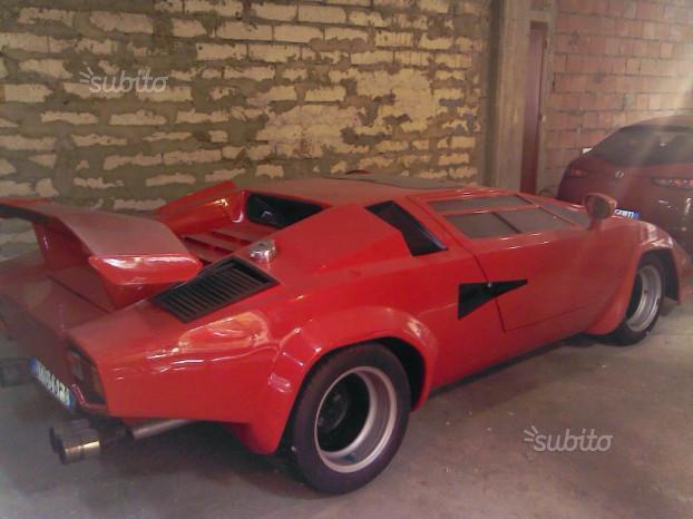 Venduto Lamborghini Countach Anni 70 Auto Usate In Vendita