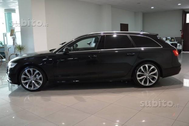 Sold Audi A6 Avant 3 0 Tdi 313 Cv Used Cars For Sale