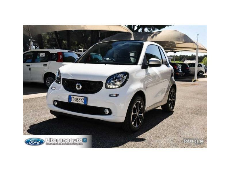 Smart Car Dcoupe Cruise Control For Sale