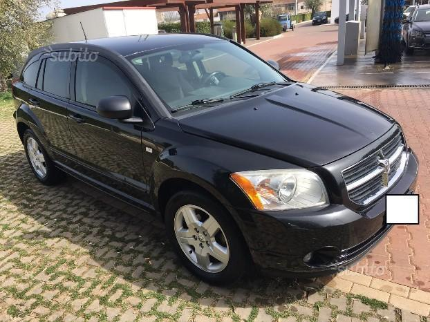 venduto dodge caliber 2 0 crd sxt 2 auto usate in vendita. Black Bedroom Furniture Sets. Home Design Ideas
