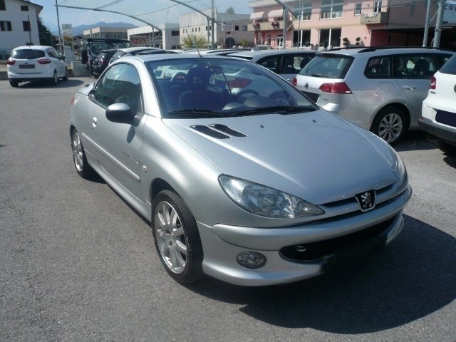 sold peugeot 206 cc 1 6 hdi fap qu used cars for sale autouncle. Black Bedroom Furniture Sets. Home Design Ideas