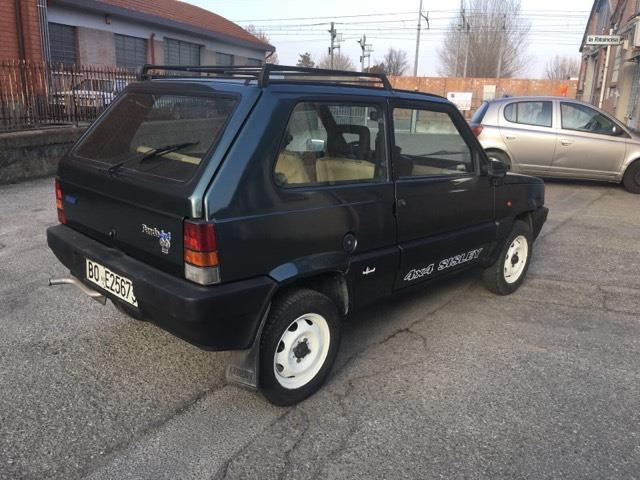 Usato usata 1988 fiat panda 4x4 1988 km in chieti for Fiat panda 4x4 sisley usata
