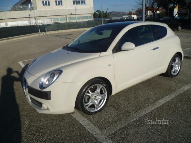 sold alfa romeo mito mito 1 4 t 13 used cars for sale autouncle. Black Bedroom Furniture Sets. Home Design Ideas